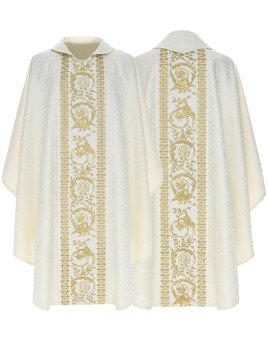 Gothic Chasuble model 645
