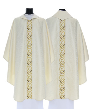 Gothic Chasuble model 744