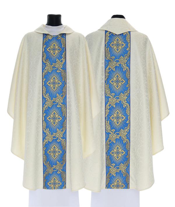 Gothic Chasuble model 061