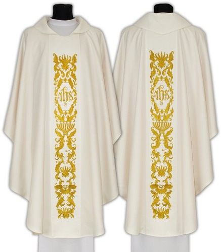 Gothic Chasuble model 522