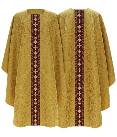 Gothic Chasuble model 660
