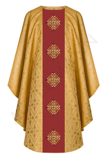 Gothic Chasuble model 768