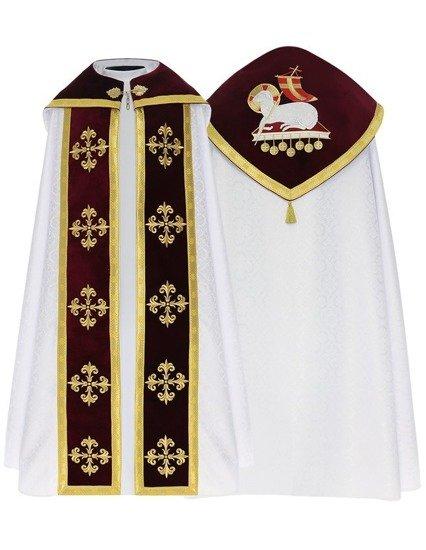 """Gothic Cope The Lamb of God """"Agnus Dei"""" model 559"""