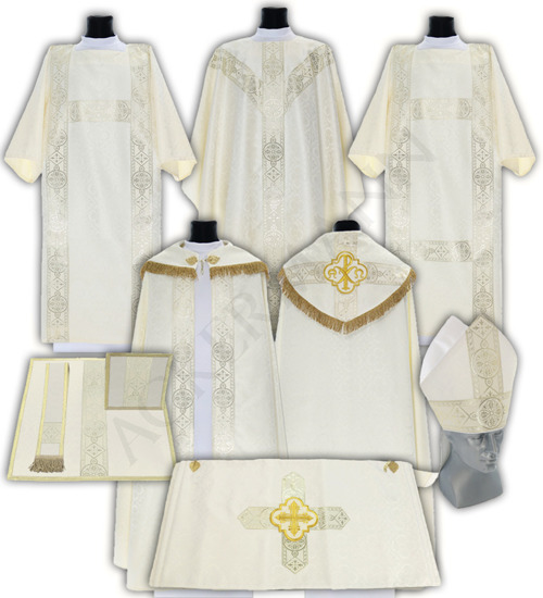 Set of vestments model 113
