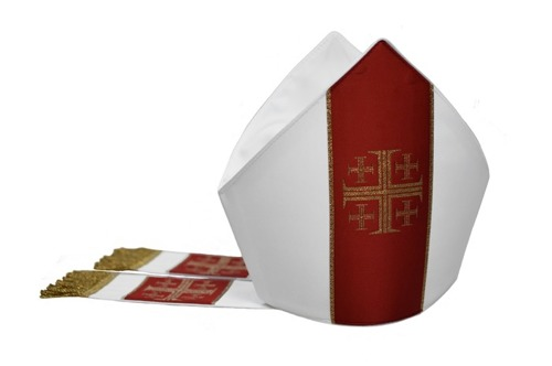 "Mitre ""Jerusalem Crosses"" model 103"