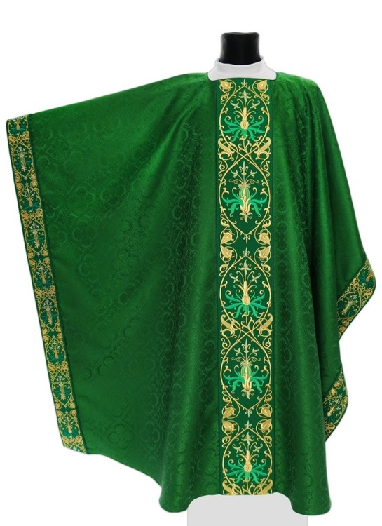 Monastic Chasuble model 637