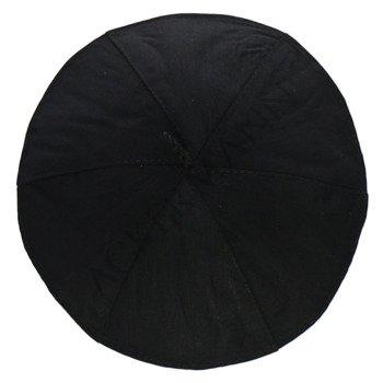 Black zucchetto