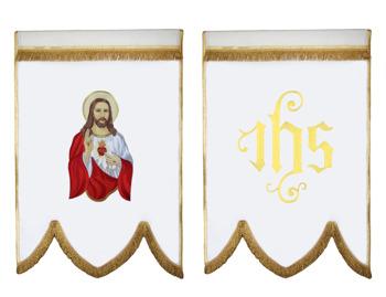Banner Heart of Jesus