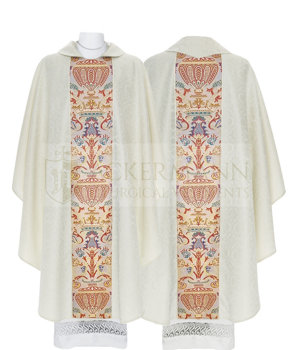 Coronation Tapestry Chasuble model 115