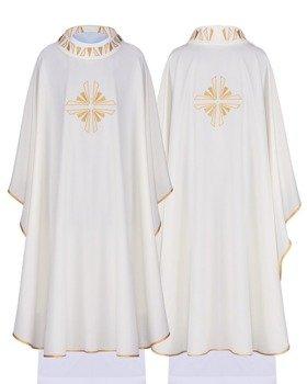 Gothic Chasuble cross