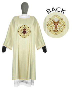 Gothic Dalmatic Sacred Heart of Jesus model 118