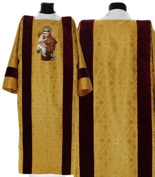 Gothic Dalmatic Saint Anthony of Padua model 416