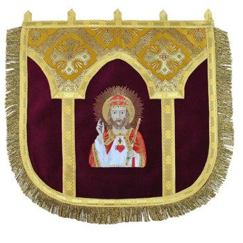 Roman Cope Christ the King