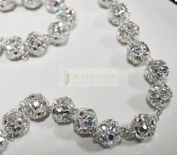 Swarovski Crystal Rosary opalised