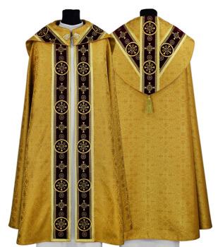 Chape semi-gothique #579