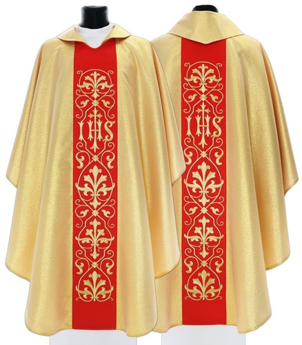 Gothic Chasuble model 532