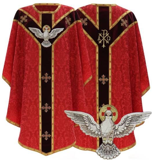Kasel Heiliger Geist 809