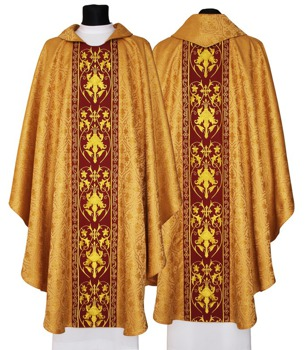 Gothic Chasuble model 557