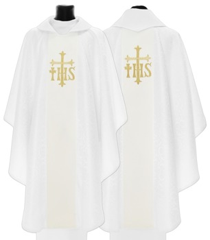Gothic Chasuble  model 596