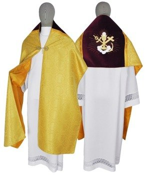 Humeral veil Sacramental Bread model 787