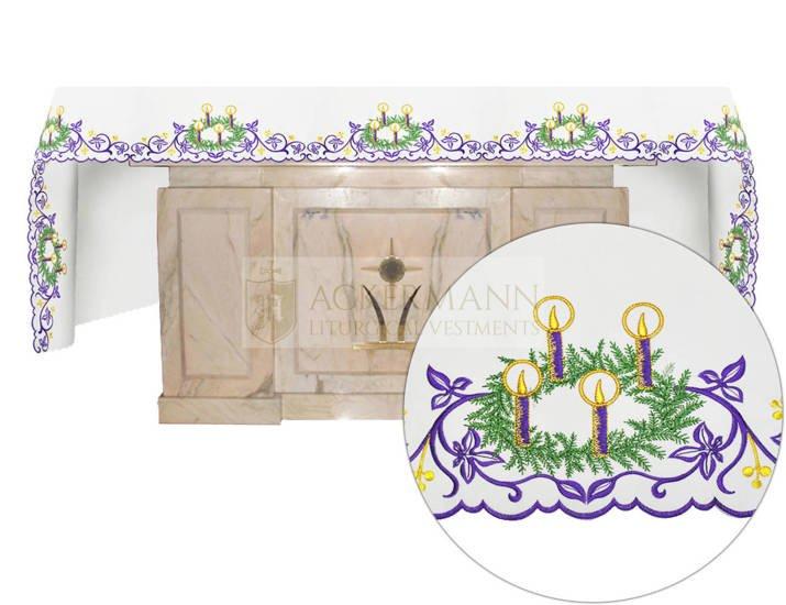 Avvento Tovaglia per Altare